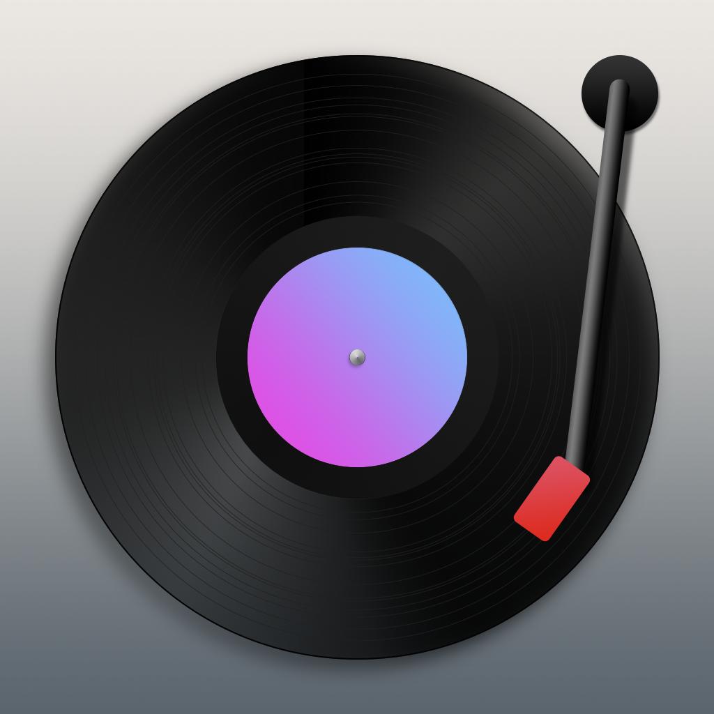 Vinyly icon